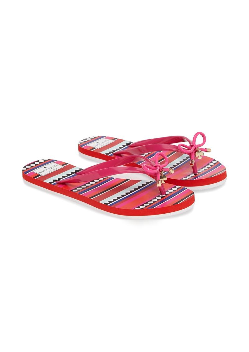 f78c10c185ab On Sale today! Kate Spade kate spade new york  nova  flip flop (Women)