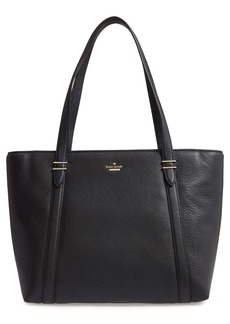 kate spade new york oakwood street chandra leather tote