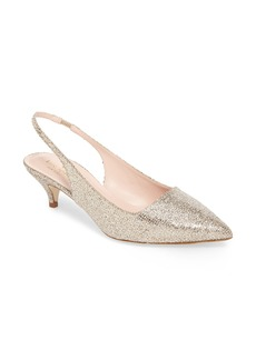 kate spade new york ocean slingback pump (Women)