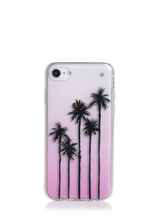 kate spade new york Ombr� Palm Tree iPhone 7/8 Case