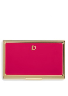 kate spade new york 'one in a million' business card holder