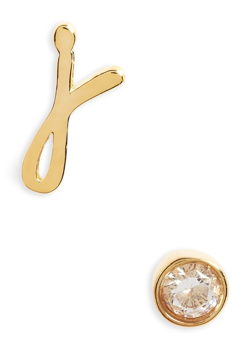 you might bittar stud earring jewelry also lyst mismatched like alexis fullscreen view