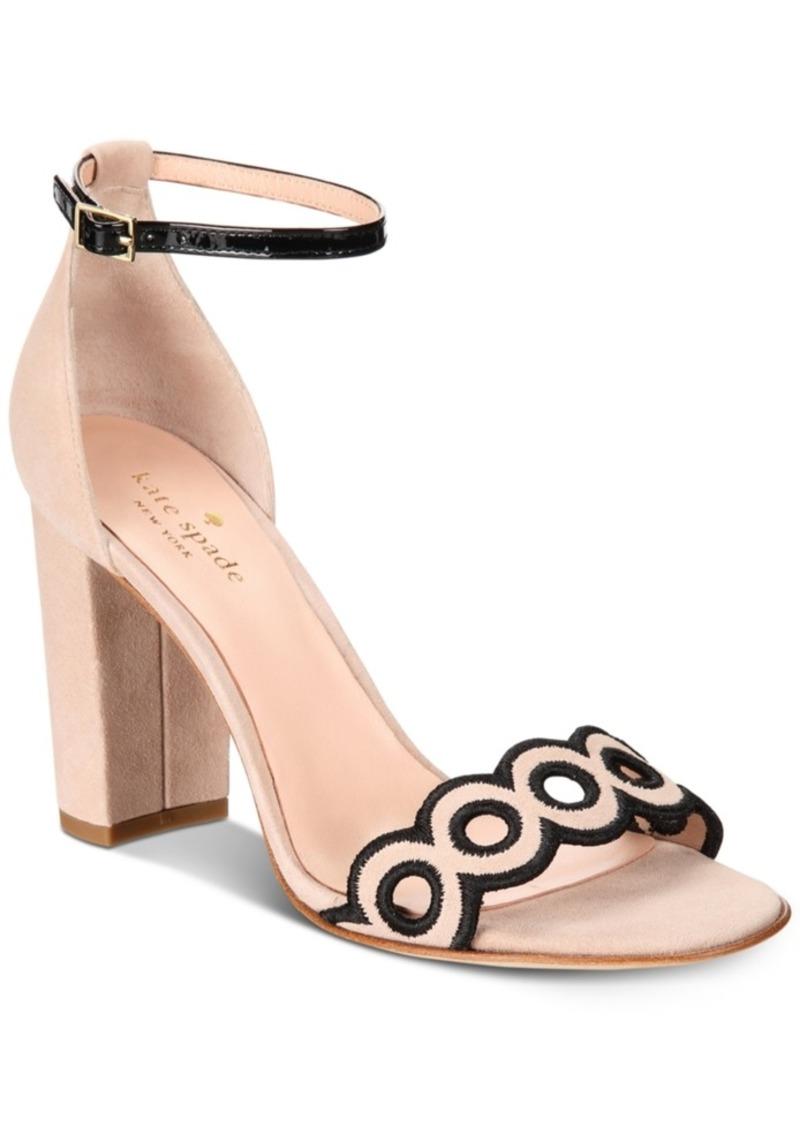 9ff6a03badd new york Orson Block-Heel Sandals