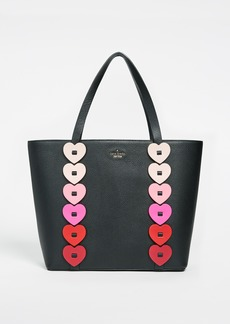 Kate Spade New York Ours Truly Ombre Heart Tote