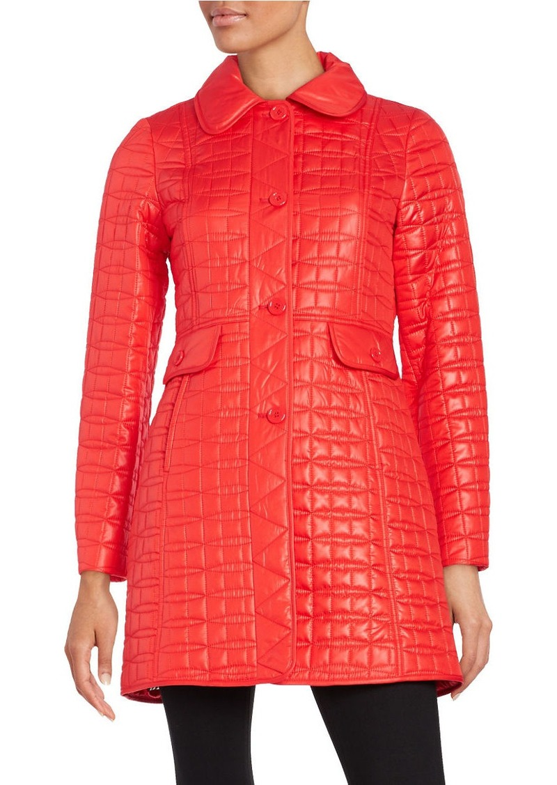 Sale Kate Spade Kate Spade New York Packable Quilted Coat