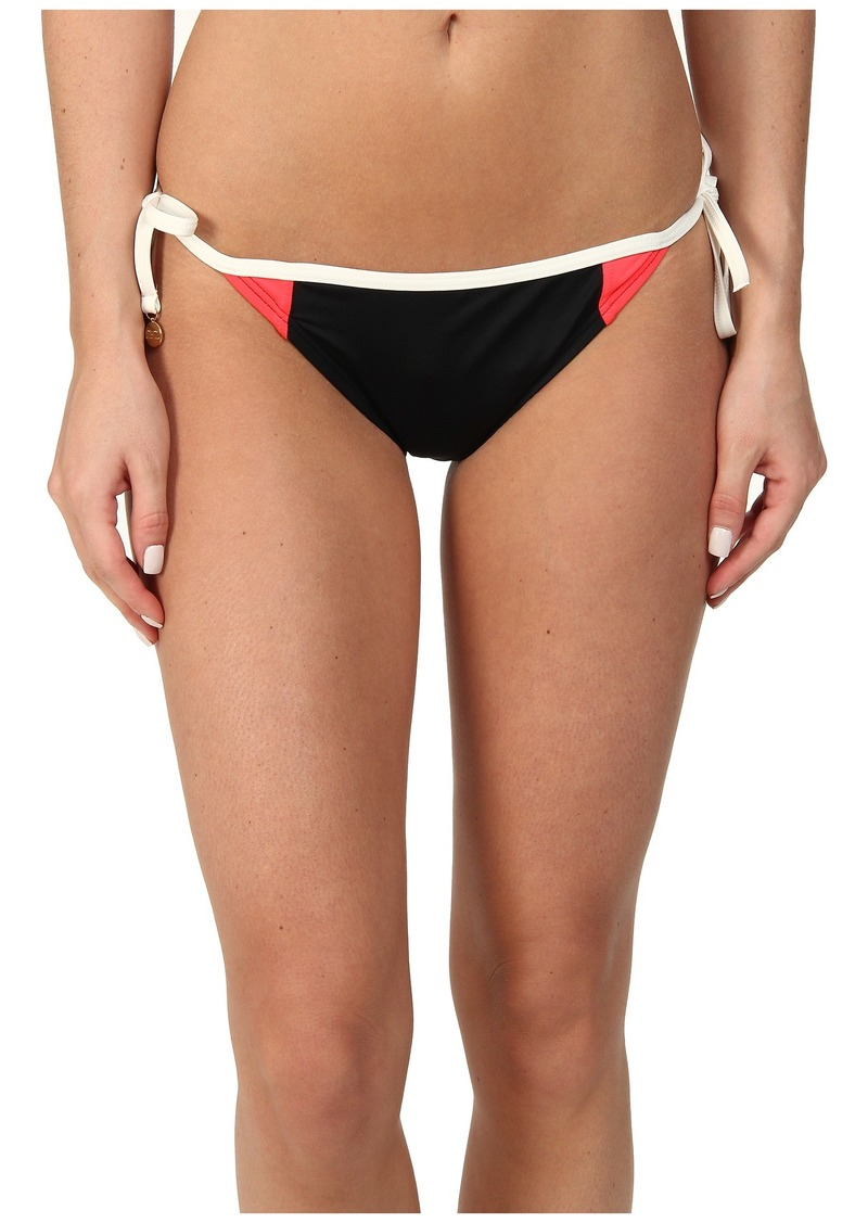 Kate Spade New York Parrot Cay Color Block String Tie Bottom