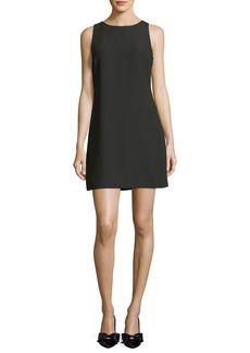 Kate Spade pearly bow-back mini cocktail dress