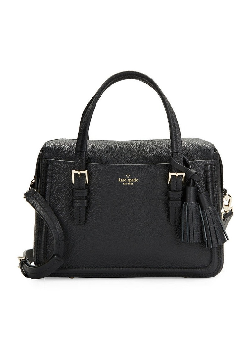 KATE SPADE NEW YORK Pebbled Leather Briefcase