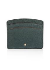 kate spade new york Pebbled Leather Card Holder