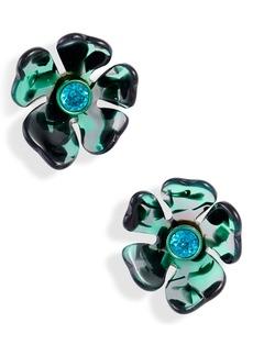 kate spade new york petal pushers stud earrings
