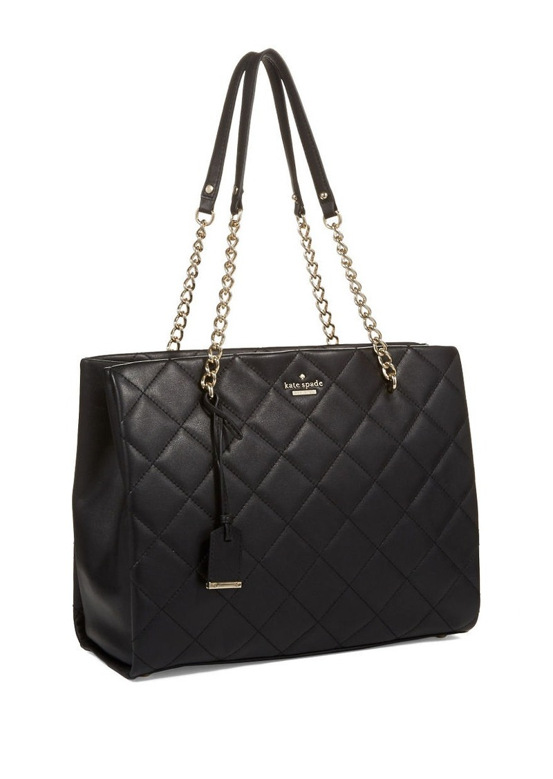 KATE SPADE NEW YORK Phoebe Quilted Leather Bag