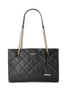 KATE SPADE NEW YORK Phoebe Quilted Leather Shoulder Bag