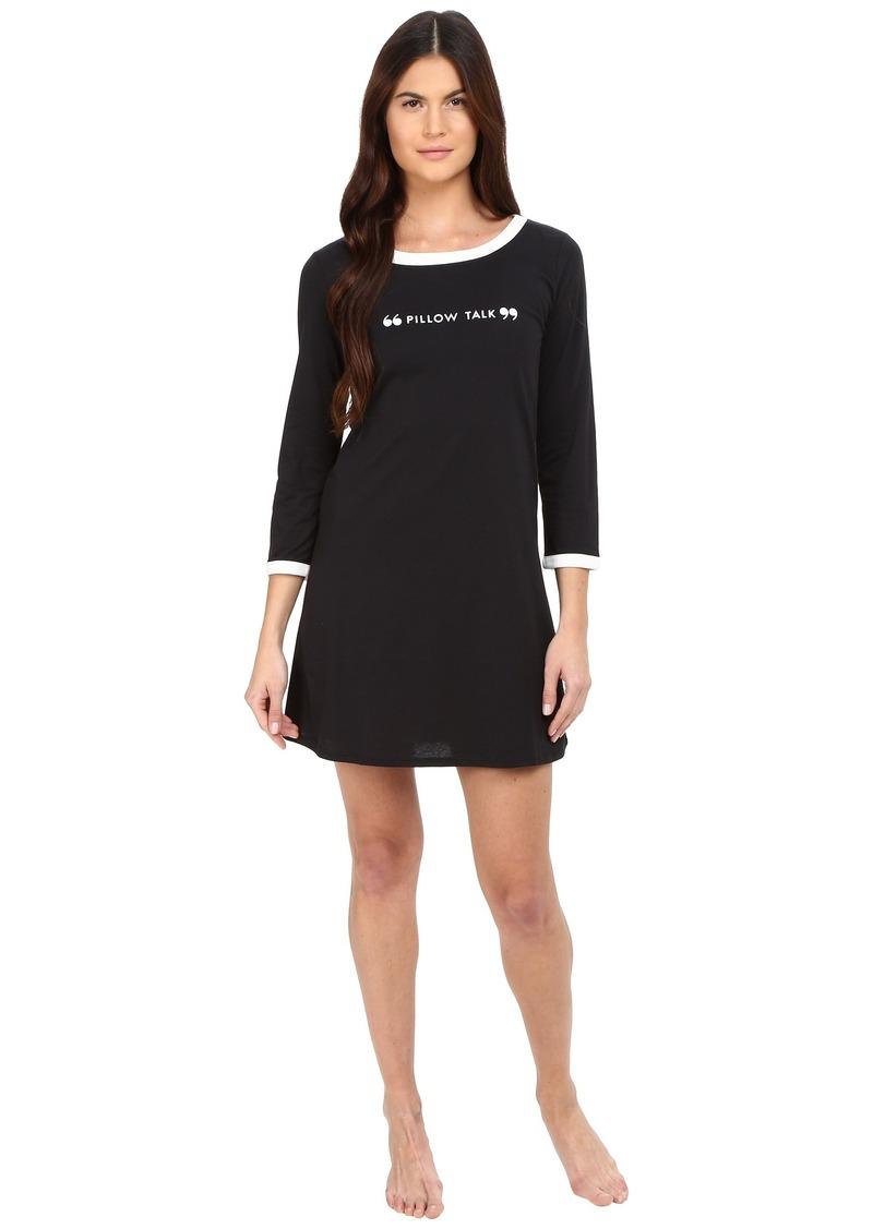 Kate Spade New York Pillow Talk Sleep Shirt