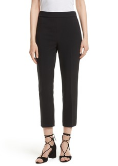 kate spade new york polished cigarette pants