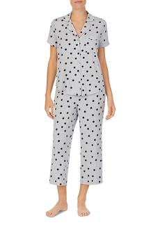 kate spade new york Polka Dot Capri Pajama Set - 100% Exclusive