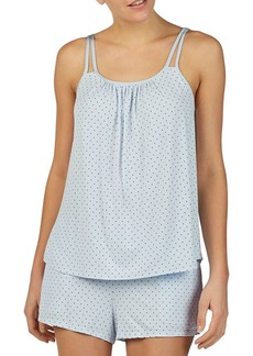 kate spade new york Polka-Dot Short PJ Set