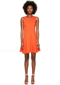 Kate Spade New York Ponte Flounce Dress