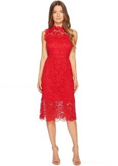 Kate Spade New York Poppy Lace Midi Dress