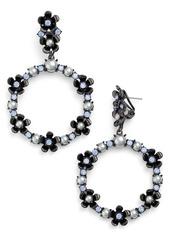 kate spade new york 'precious petals' drop earrings