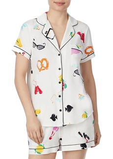 kate spade new york Printed Pajama Set - 100% Exclusive
