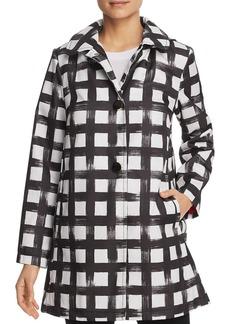 kate spade new york Printed Raincoat