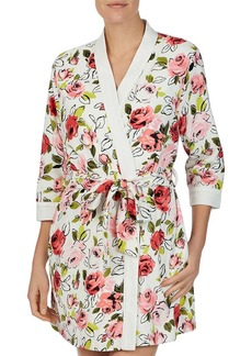 kate spade new york Printed Robe