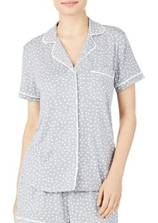 kate spade new york Printed Short Pajama Set
