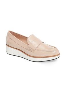 kate spade new york priya platform wedge loafer (Women)
