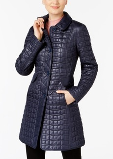 Kate Spade New York Quilted Trench Coat
