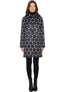 Kate Spade New York Rain Printed Dot Jacket