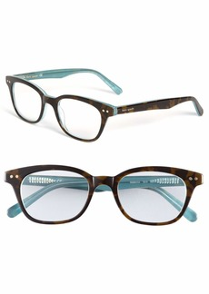 kate spade new york rebecca 49mm reading glasses