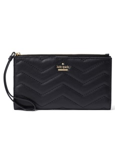 kate spade new york reese park - eliza quilted leather wallet