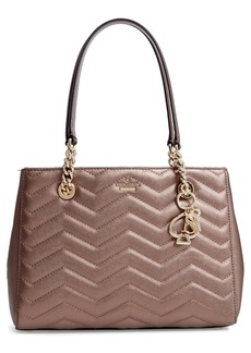 kate spade new york reese park - small courtnee leather tote