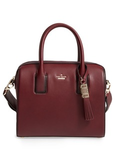 kate spade new york ridley street - rynetta leather satchel