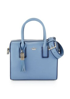 kate spade new york ridley street leather satchel bag