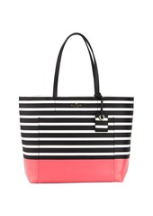107d26c3a Kate Spade kate spade new york riley two-toned striped tote bag ...