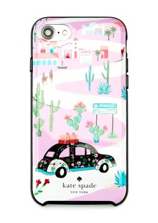 kate spade new york road trip printed iphone 7 case