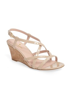 kate spade new york rockaway wedge sandal (Women)