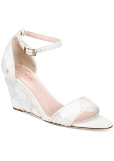 kate spade new york Roosevelt Wedge Dress Sandals Women's Shoes