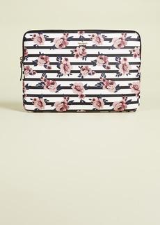 Kate Spade New York Rose Stripe Universal Laptop Sleeve