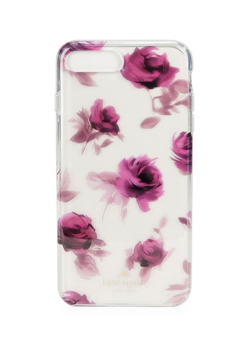 KATE SPADE NEW YORK Rose Symphony iPhone 7 Plus Case