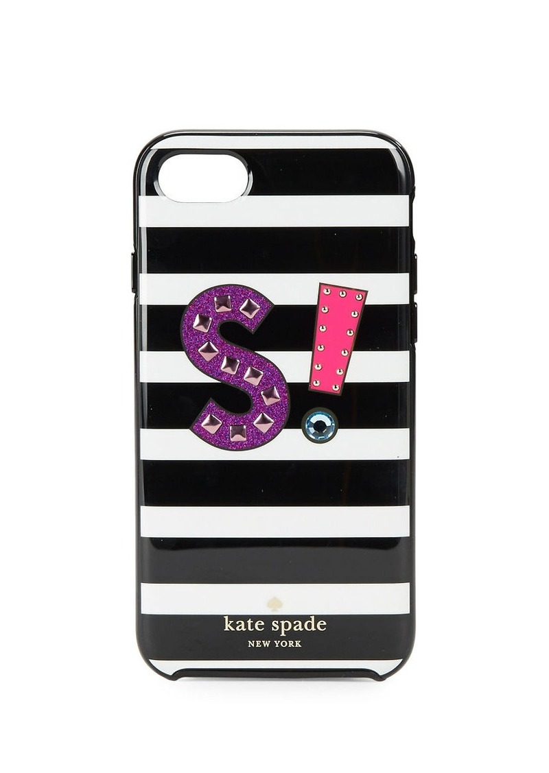 KATE SPADE NEW YORK S Initial iPhone 7 Case