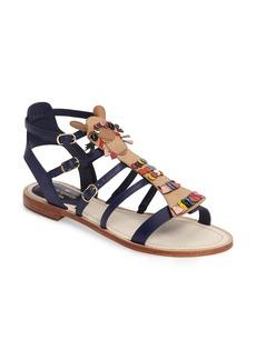 kate spade new york sahara flat sandal (Women)