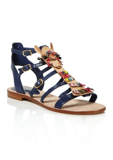 kate spade new york Sahara Strappy Sandals