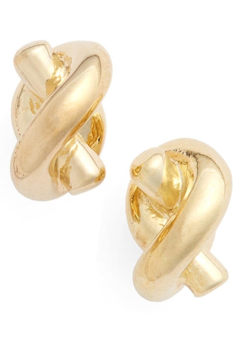 kate spade new york 'sailors knot' mini stud earrings