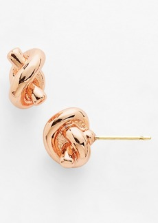 kate spade new york 'sailors knot' mini stud earrings