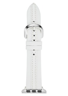 Kate Spade New York Scalloped Apple Watch Leather-Strap/38MM