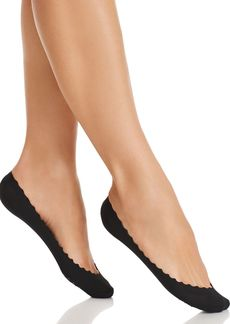 kate spade new york Scalloped Liner Socks