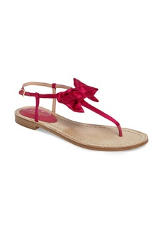 kate spade new york serrano bow sandal (Women)