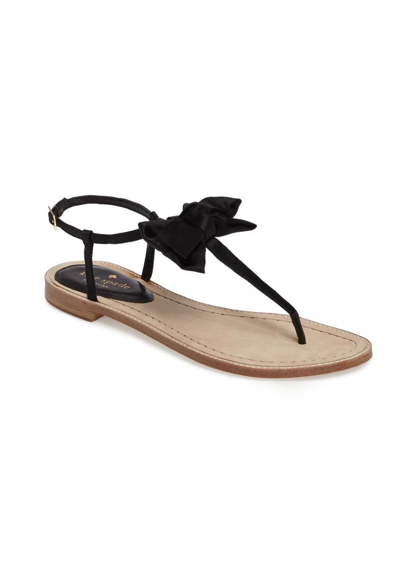 35408abb4ace Kate Spade kate spade new york serrano bow sandal (Women)